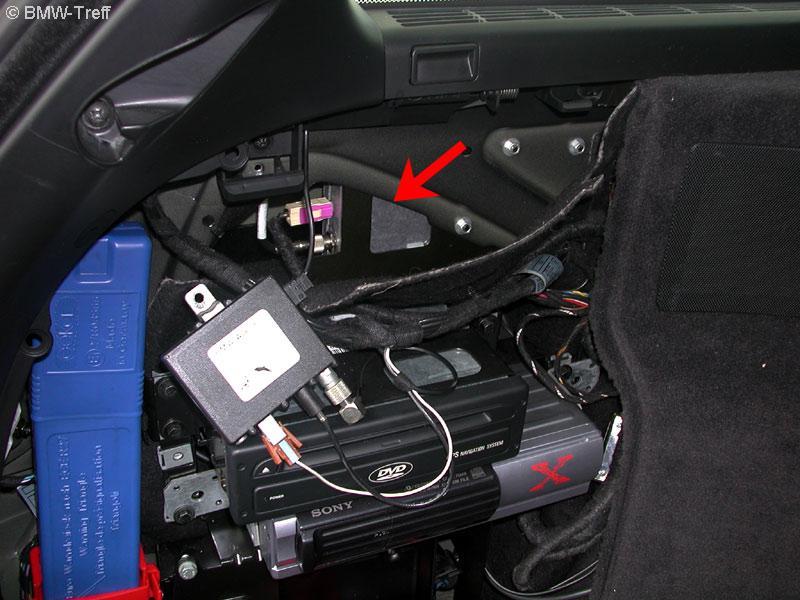 E39/E46/E53: Umbau Siemens Schnurlos-Telefon BitII auf Bluetooth FSE ...