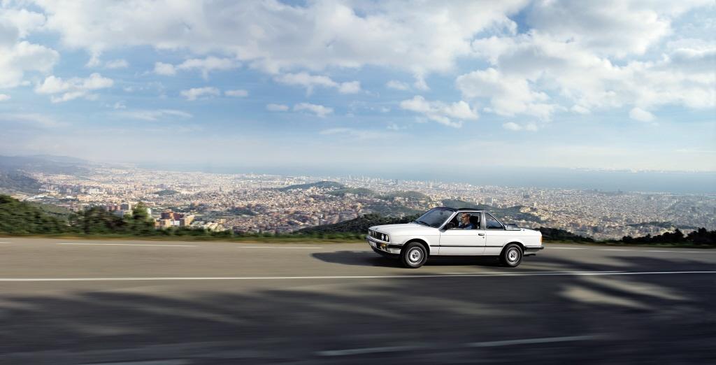 Fahrtwind Weltweit BMW 3er Cabrios BMW Mobile Tradition und DVD