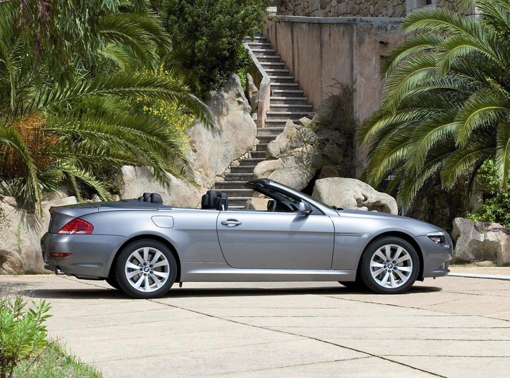 Фото 2011 BMW 6 series Кабриол…