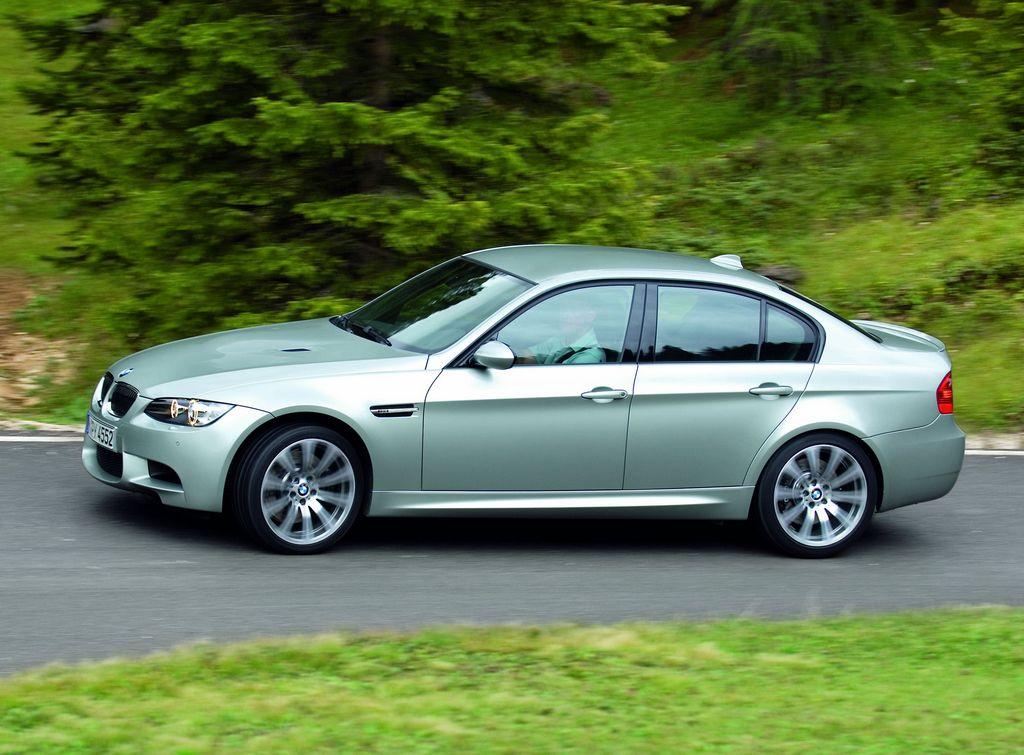 Фотографии автомобилей BMW M3 Seda…