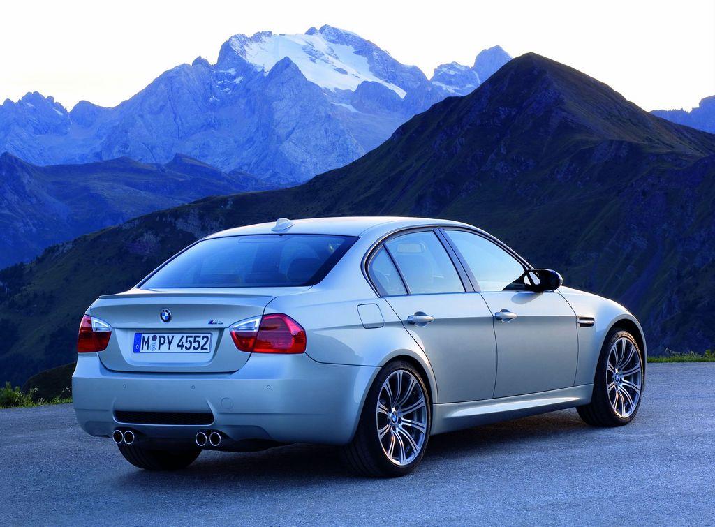 BMW M Седан изображение 7. BMW…