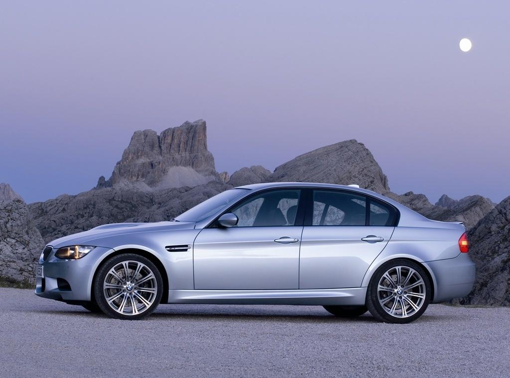 Автомобили BMW M3.