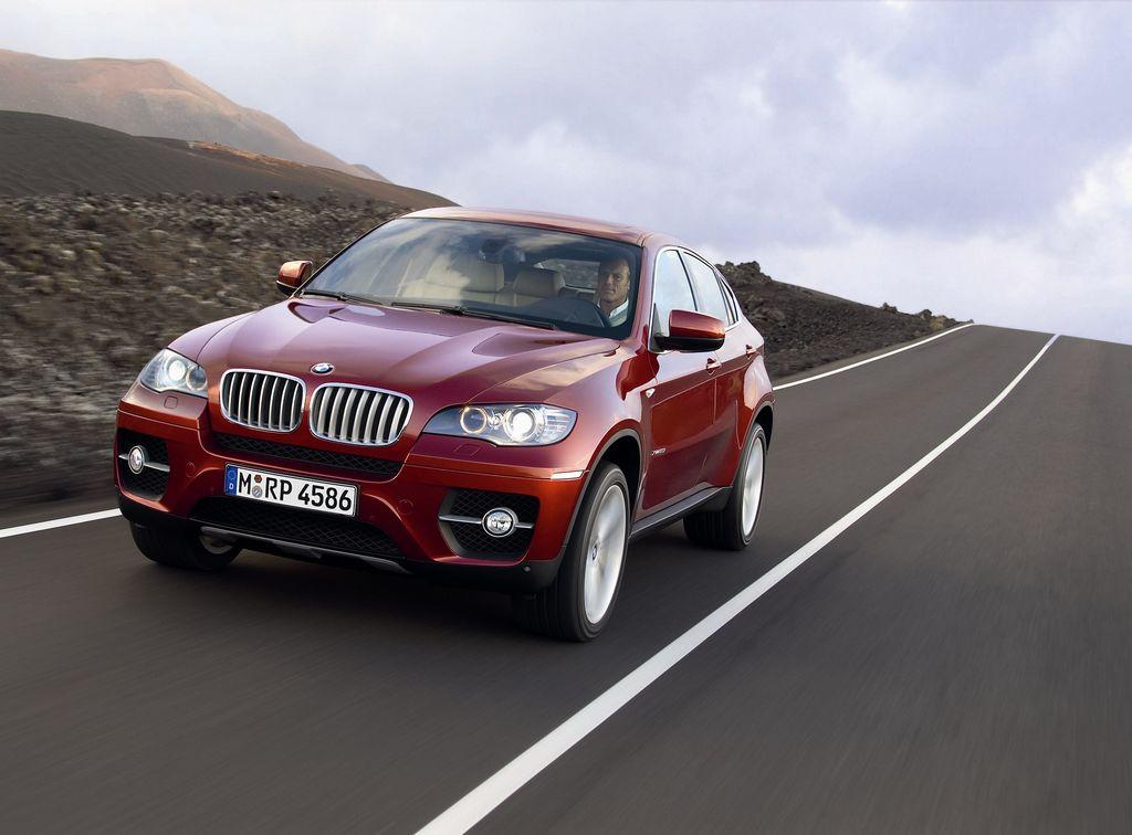 фотографии BMW X6 xDrive50i Фото…