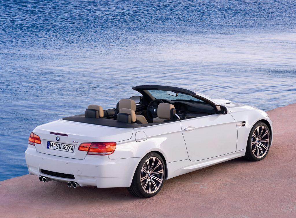 Фотографии автомобилей BMW M3 Conv…