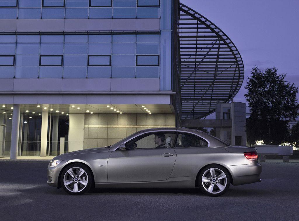 bmw 3er cabrio erh lt den if gold award 2008 f r. Black Bedroom Furniture Sets. Home Design Ideas