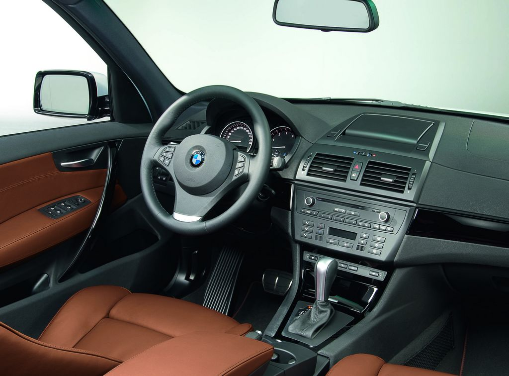 bmw treff forum der bmw x3 im modelljahr 2009 neue. Black Bedroom Furniture Sets. Home Design Ideas